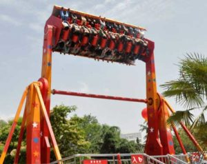 Funfair Space Travel Ride for Sale