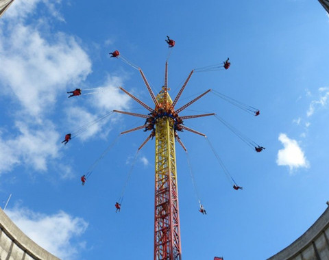 Swing Tower Ride for Sale