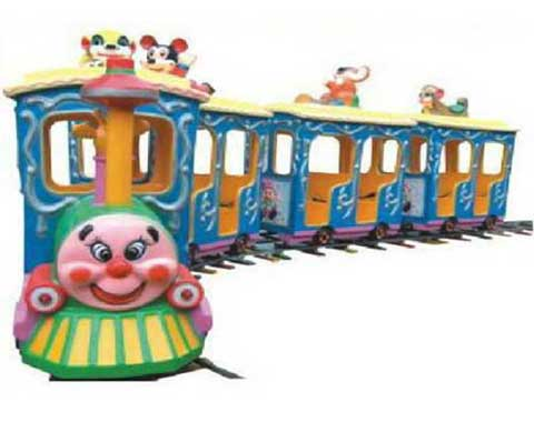 Thomas Amusement Park Train with Track for Sale in Beston