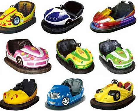 Various Indoor Bumper Cars from Beston Amusement Equipment