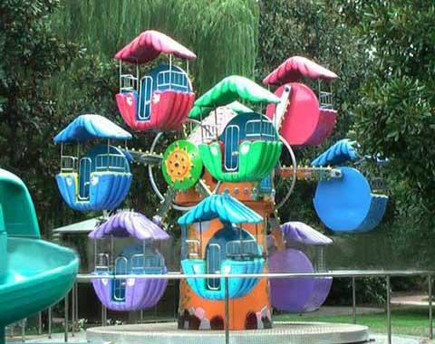 10-cabin Double Face Ferris Wheel for Sale from Beston
