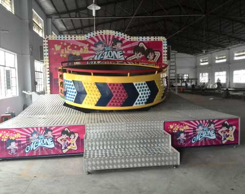16-seat Disco Tagada Ride for Sale from Beston