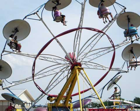 20-seat Paratrooper Ride for Sale