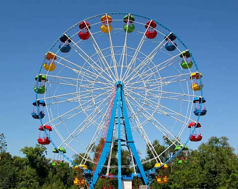 32-meter Ferris Wheel for Sale from Beston