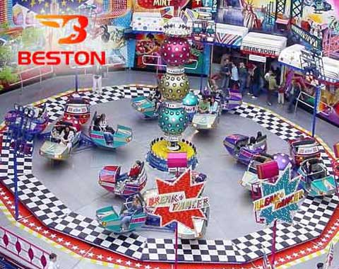 32-seat Breakdance Ride for Sale in Beston Company
