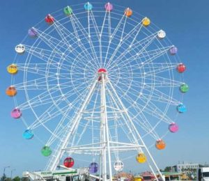 42-meter Big Ferris Wheel for Sale in Beston