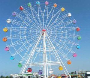 42-meter Big Ferris Wheel for Sale in Beston