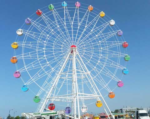 The Origin Of Ferris Wheel Buy Ferris Wheel From Beston