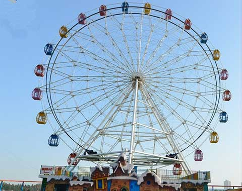 Beston 42-meter Ferris Wheel for Sale