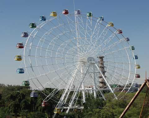 42-meter Ferris Wheel for Sale from Beston