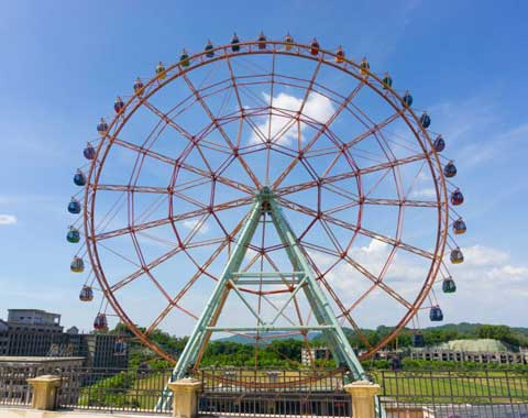 50-meter Ferris Wheel for Sale from Beston