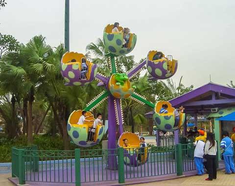 6-cabin Small Ferris Wheel for Sale in Beston