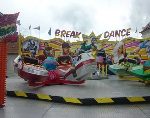 Amusement Park Breakdance Ride for Sale from Beston