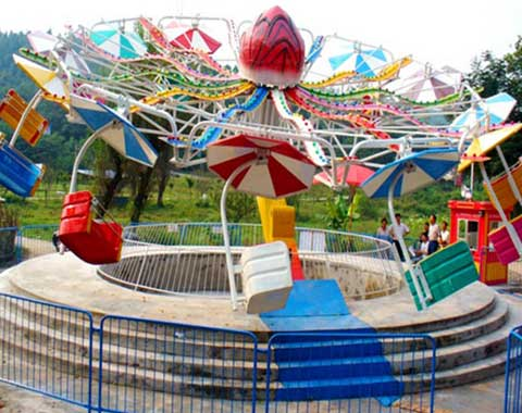 Amusement Park Paratrooper Ride for Sale
