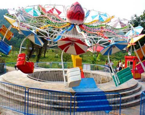 Amusement Park Paratrooper Ride for Sale