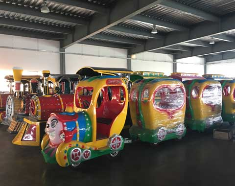 Beston Amusement Park Trains Cheap