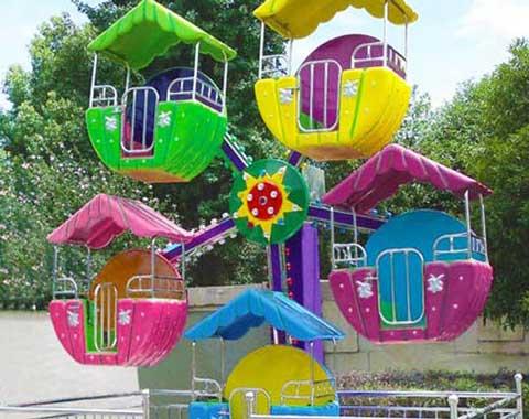 Beston Amusement Small Ferris Wheel for Sale