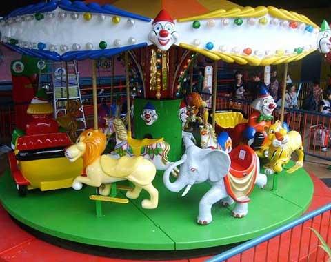 Beston Amusement Carousel Ride for Kids