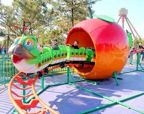 Beston Fruit Worm Roller Coaster