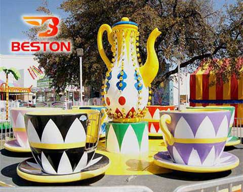 Beston Tea Cup Amusement Park Ride for Sale