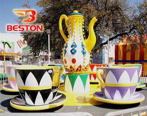 Beston Tea Cup Amusement Park Ride for Sale
