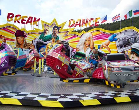 Breakdance Thrill Ride for Sale in Beston