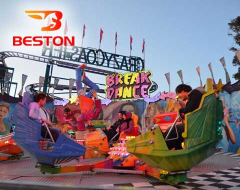 Breakdance Ride for Sale Manufactured by Beston