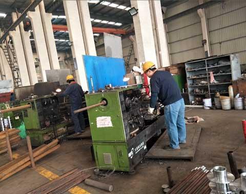 CNC Cutting Workshop form Beston