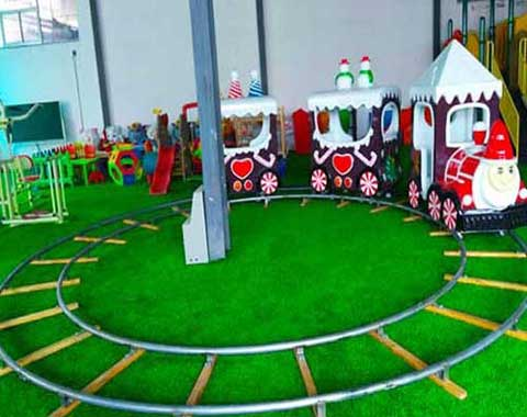 Christmas Kiddie Mini Track Train from Beston