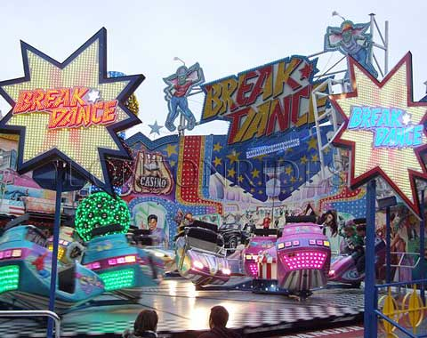 Crazy Break Dance Ride for Sale in Beston