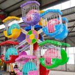 Double Ferris Wheel for Sale