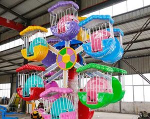 Double Mini Kiddie Ferris Wheel for Sale in Beston