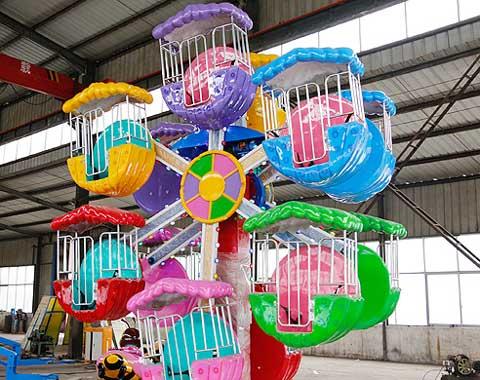 Double Mini Kiddie Ferris Wheel for Sale in Beston