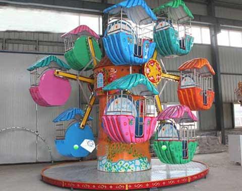 Double Small Ferris Wheel for Sale in Beston