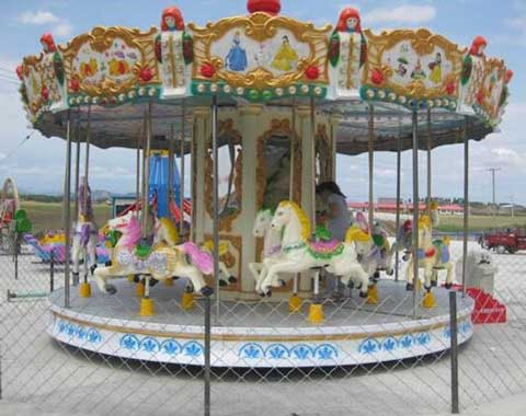 Beston Fairground Carousel Ride for Sale