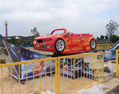 Flying Car Funfair Ride for Sale from Beston