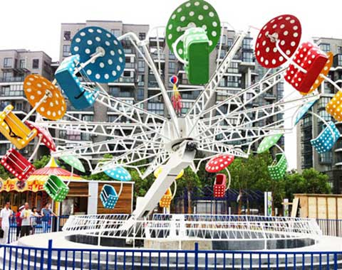 Fun Paratrooper Ride for Sale