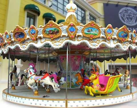Funfair Carousel Ride for Sale in Beston