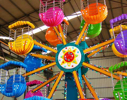 Beston Kiddie Double Ferris Wheel for Sale