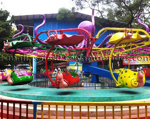 Kiddie Paratrooper Ride from Beston
