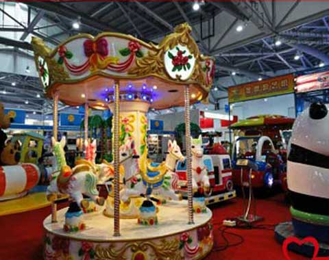 Mini Carousel Ride for Sale from Beston