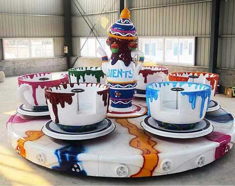 Popular Coffee Cup Ride from Beston Amusement Equipment