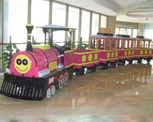 Shopping Mall Trackless Train for Sale from Beston
