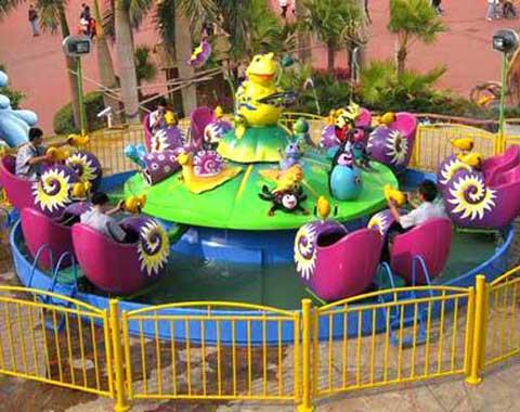 Snail War Kiddie Ride from Beston