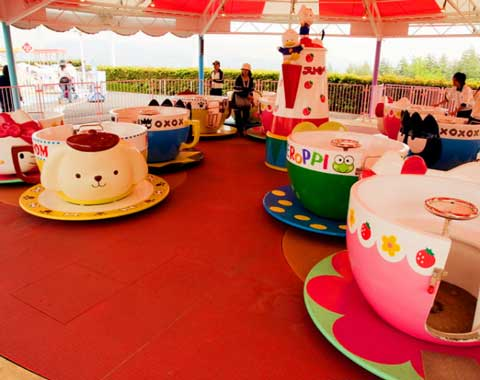 Spinning Teacups for Sale in Beston