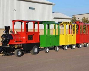 Beston Vintage Mini Trackless Train for Sale