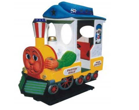 2-seat Coin-operated Thomas Ride for Sale