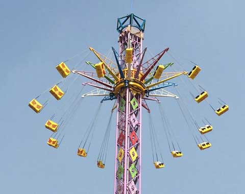36-seat Swing Tower Ride for Sale from Beston