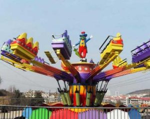 Amusement Park Jump and Smile Ride for Sale in Beston