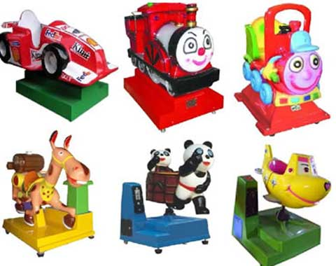 Beston Coin-operated Rides for Sale